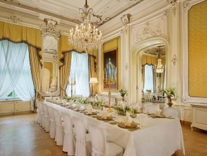 May we host your exclusive gala dinner at our captivating Royal Suite? ✨ ...