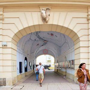 #portal #tunnel #MuseumsQuartier #Museumsplatz #Vienna #Austria #latergram #nofilter #travel #trip #wanderlust #travelgram #vacation #instatravel #travelphotography
