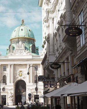 Demel is one of the oldest, most traditional coffee houses in Vienna, located right in the beautiful...
