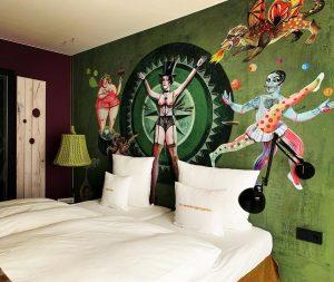 ❤️ that room #vienna #wien #25hours #25hoursvienna