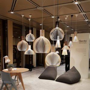 Finland Lounge 💙🇫🇮 auf der #viennadesignweek mit u.a. @sectodesign und @poiat_office noch bis ...