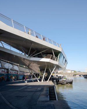 Schiffstation Twin City Liner | Fasch & Fuchs Architects | 2010 . . ...