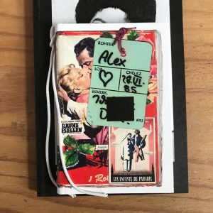 "Alexandra Bircken, 1986, 2019 Available #alexandrabircken#artistsbook#secession#diary#independentbookseller#christophedavietthery#bookadviser ""For my artist's book for the Secession, ..."