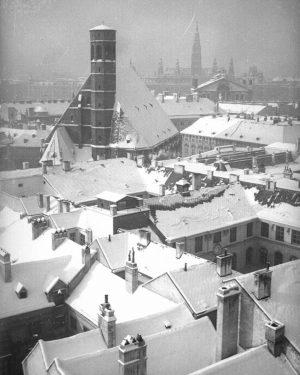 (1949/ÖNB/Wiki) Koid is ... Die Minoriten gründeten 1224 das Wiener Minoritenkloster. Nach dem Stadtbrand von 1275 wurde...