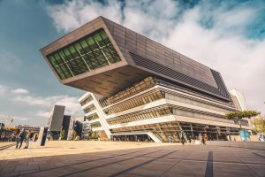Vienna's modern architecture is mega! Managed to get an hour this afternoon to do a bit of...