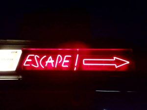 *Invitation* This Way to 'Escape' @mqwien ➡ I was invited to discover this artistic interpretation of the...