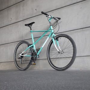 Bianchi Thomisus Mountainbike: After two complete restorations i finally got my hands on ...