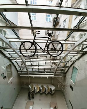 Shabbat Shalom! Enjoy your weekend. #jewishmuseumvienna #jüdischesmuseumwien #shabbatshalom #schöneswochenende #enjoyyourweekend #bicycle #Fahrrad von ...