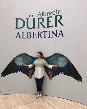 Пошли окультуриваться #vienna #viennaaustria🇦🇹 #albrechtduerer #düreralbertinamuseum