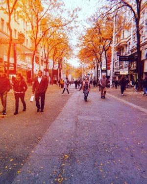 🍁🍃🍂🍁🍃 Mariahilferstraße