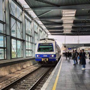 #sbahn #praterstern Bahnhof Wien Praterstern