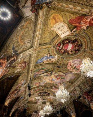 Niederösterreichisches Landhaus #birthplace #austrian #liberalism #revolution #1848 #baroque #ceiling #beduzzi #haggenmüller #palais #innercity #historic #igersvienna #igersaustria Palais...