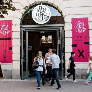 Лайк и рерост! ❤ Dschungel Wien, театральный дом для юных зрителей, отмечает свой 15-летний юбилей и сегодня...