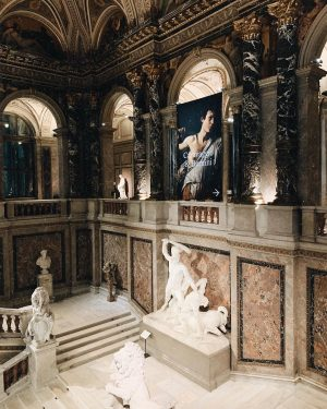 Caravaggio & Bernini 👏🏻 #khmwien