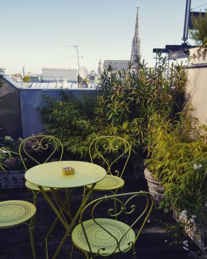Vienna 😍 #rooftop #vienna #wienliebe #frommyhometown #cityview #ontour #presseevent #urschön