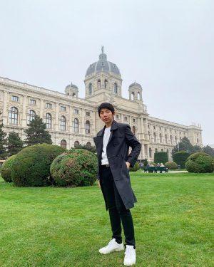 Wien, noch ein mal #austria #autriche #östereich #vienna #vienne #wien #kunsthistorischesmuseum #mariatheresienplatz