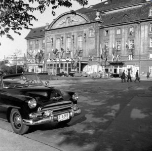 Konzerthaus 1953|2019. Das Wiener Konzerthaus wurde am 19. Oktober 1913 in Anwesenheit von Kaiser Franz Joseph I....