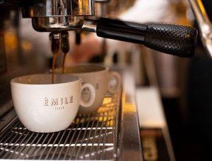 Happy monday everyone ☕️ #hiltonviennaplaza#emilerestaurant#tasteofhilton#mondaymorning#butfirstcoffee#viennacoffee#vienna