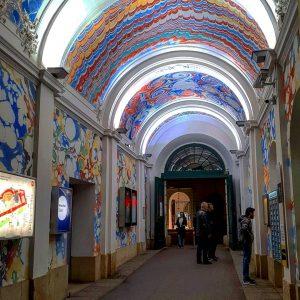 #autumn #october #vienna #wien #museum #arch MQ – MuseumsQuartier Wien