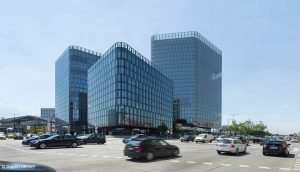 THE ICON VIENNA has been completed! #BEHFarchitects has teamed up with #jswdarchitekten to ...