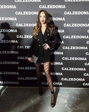 last night with @calzedonia