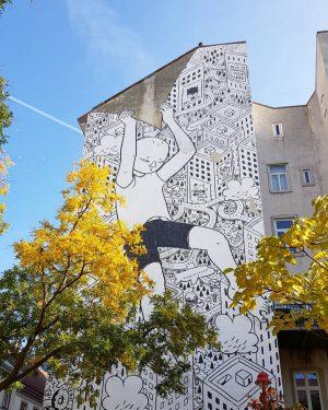 Straßenkunst - - - - #viennastreetart - - - -