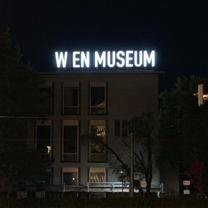 Wen? Museum!