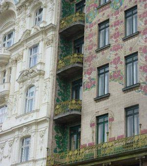 #vienne #vienna #wien #autriche #österreich #street #liberty #artnouveau #architecture #architecturephotography #detail