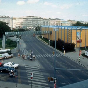 Kunsthalle Wien was founded in 1992, at first housed in a controversial yellow ...