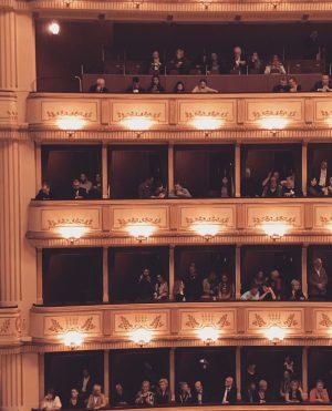 Jetzt einschalten: die europäische Kulturpreis-Gala ✨ Wiener Staatsoper