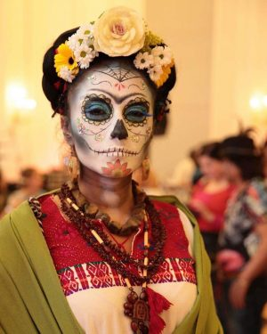 We are looking forward to Dia de los Muertos ✨ From tonight, 6.30 pm on, #DiadelosMuertos will...