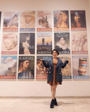 #Albertina Müzesi 💝 #viyana #avusturya