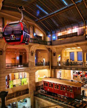 InstaWalk #specialfx * SPECIAL EFFECTS: Filmfans werden Augen machen: In unserer neuen interaktiven Ausstellung werft ihr einen...