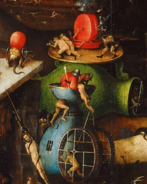 Only one month to go until our International Conference will take place: 'Hieronymus Bosch's Last Judgment Triptych...