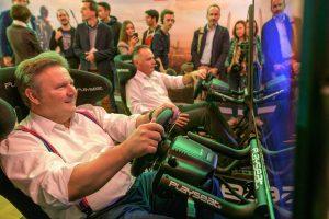 I gradonačelnik voli da igra igrice! Bečka gradska kuća postaće GAME CITY! Najveći austrijski sajam video-igara i...