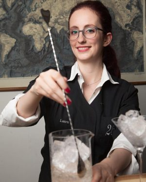 Congrats, Laura! Our talented 26EAST #barkeeper made it into the Austrian finals for the @worldclass competition with...