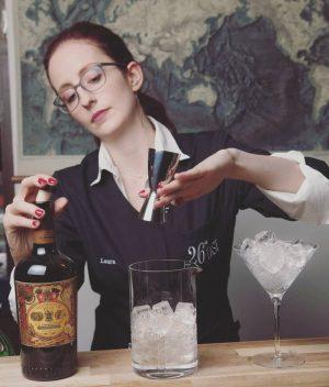 Vieux Carre - Laura's favourite 🍸#delprofessorevermouth 26EAST Bar
