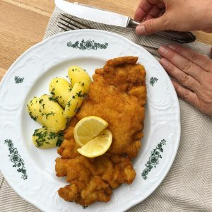 """No Vienna-Trip without a real """"Wiener Schnitzel""""! Be our guest and enjoy Austrian classics and modern cuisine..."""