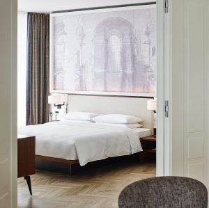 Enjoy our beautiful rooms with cosy king or twin beds and bright floor-to-ceiling windows. We are looking...