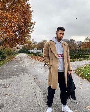 Autumn in Vienna ... siete mai stati a Vienna in questo periodo? Sembra sia già Natale, mercatini...