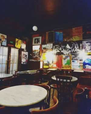 #Wien #kaffehaus #hawelka #coffee #art #history Café Hawelka