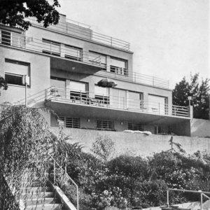VILLA REZEK in Wien von Hans Glas (1932-33) – Eine Entdeckung der Moderne ...