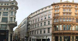 Історичний центр Відня.