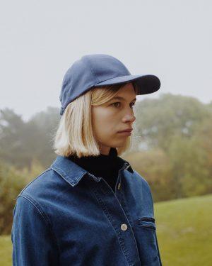 Mühlbauer | #hatpeople ▪️VARIA and BASE. #portrait @ninakvk 🧢 #muhlbauer #mühlbauer #streetfashion #cap #streetwear #slowfashion #headwear #madewithlove...