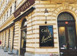Traditional Austrian Lunch at this place 👌 Café Sperl