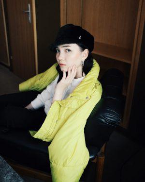 Mühlbauer | AYA wears the #cap RONAN ▪️#darkcolors Aubergine - Laurel - and ...