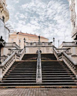 Mariahilf ist eindeutig ein Bezirk der Treppen und das nicht ohne Grund, weist ...