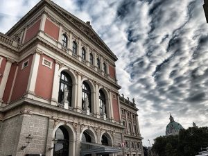 Der Musikverein in Wien. Ein Haus für die Musik. Where it all began... ...