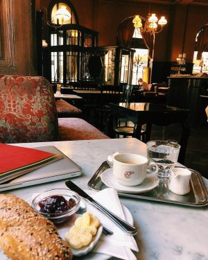 Caffè in Vienna ❤️ what's your favorite coffeehouse around here? I have several ...