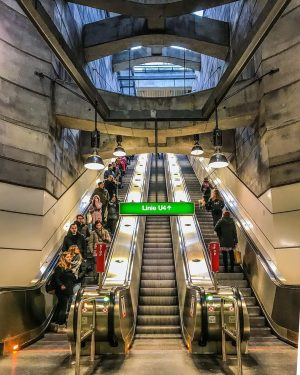 U-Bahn Station Schottenring, Wien #vienna #wien #österreich #austria #viennaisdifferent #wienistanders #meinwien #viennaisdifferent #wienmeinestadt ...